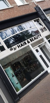 At W Hair & Beauty, Amsterdam
